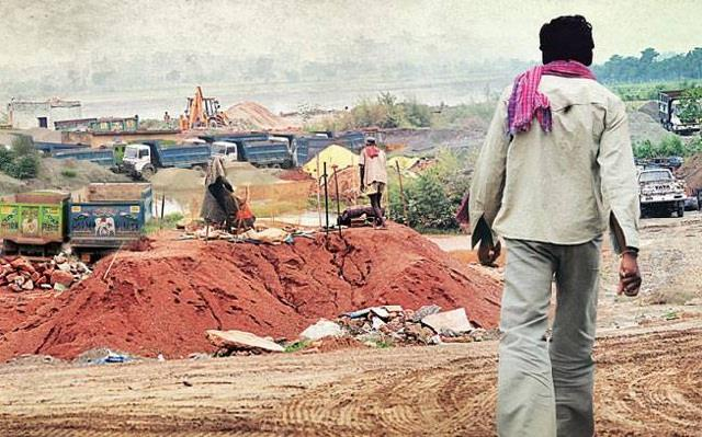 government stamp on unbridled mining mafia in punjab