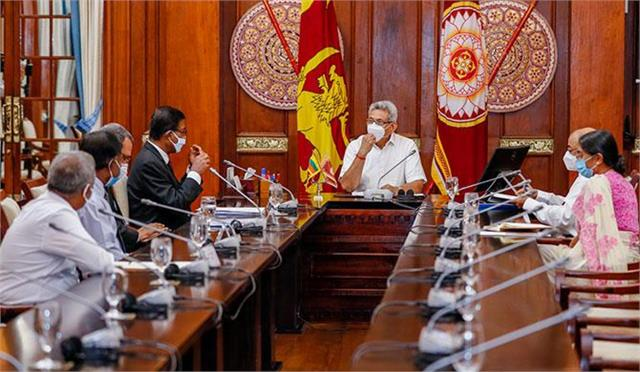 sri lanka appoints new state minister in charge of covid 19