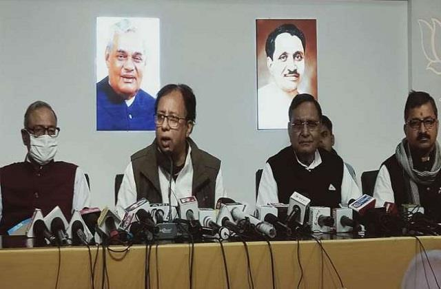 bjp leaders will conduct more than 93 meetings in bihar
