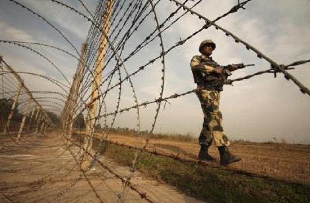 40 crore heroin recovered from indo pak border