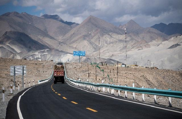 china one belt one road project did not get india support