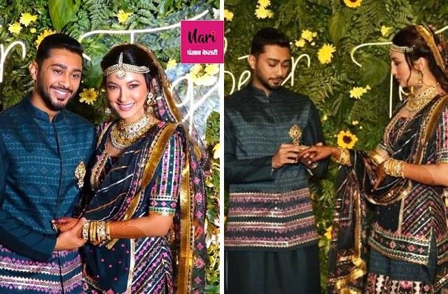शादी से 1 दिन पहले हुई गौहर-जैद की रिंग सेरेमनी, यहां देखिए खूबसूरत तस्वीरें