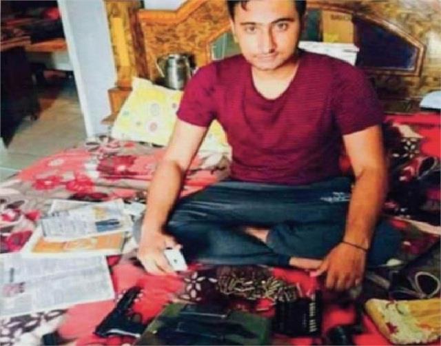 gangster sukh bhikhariwal 10 cases registered in gurdaspur