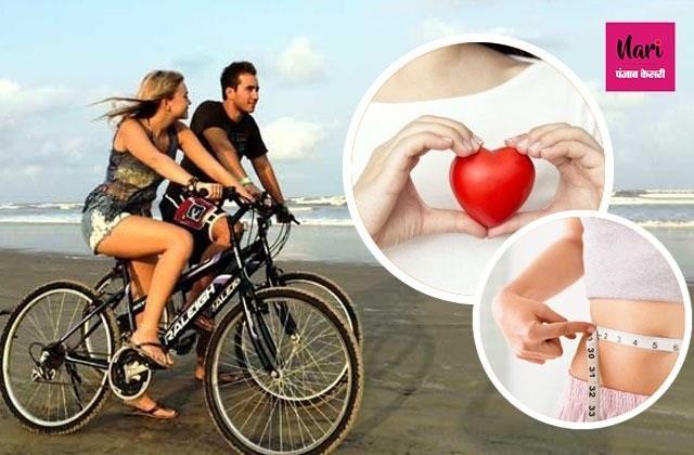 रोजाना 30 मिनट की साइकिलिंग दिल को रखेगी स्वस्थ, कई बीमारियों का खतरा कम