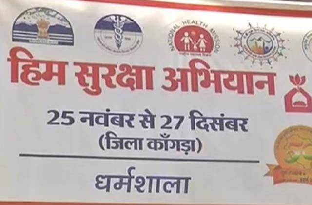 10334 people in kangra district due to the threat of corona