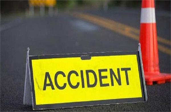 2 people including village head died in separate road accidents in dumka