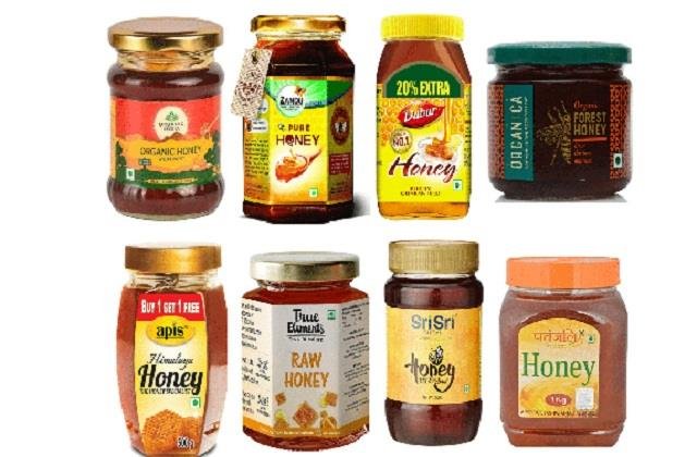 adulteration of sugar syrup in big brand honey sold in india