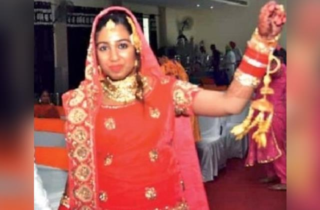 wife escape to canada after looted husband