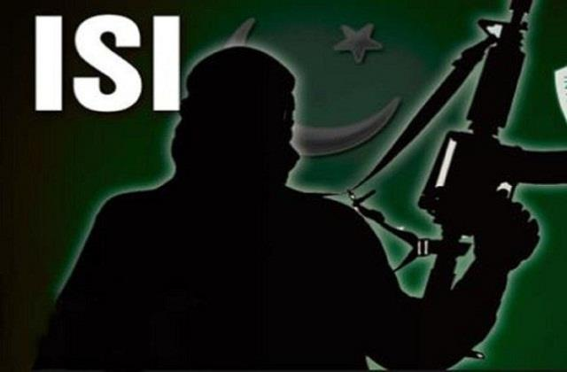 isi in an attempt to send weapons from the ravi area via drone
