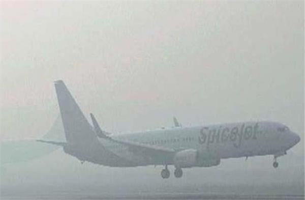 spicejet mumbai flights will not fly from adampur airport