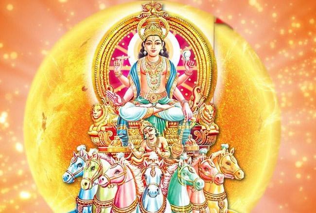 PunjabKesari, Surya Dev, Lord Surya, Surya Grah, Surya Planet, Sun Planet, surya dev wife, surya dev sons, surya dev family tree, Dharm, Religious Story, Sanatan Dharm, Punjab Kesari