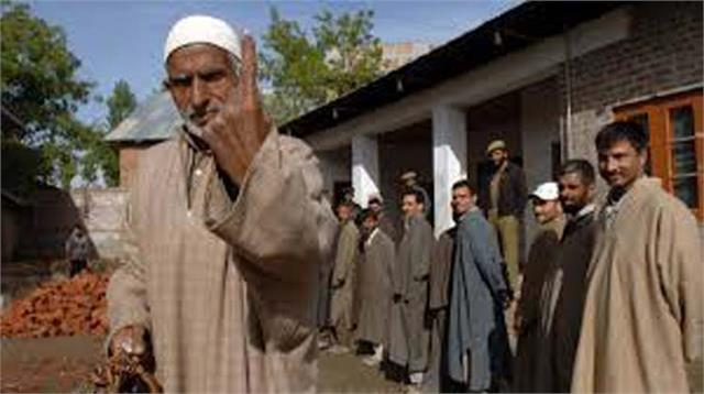 the ec will take a decision on holding assembly elections in jk