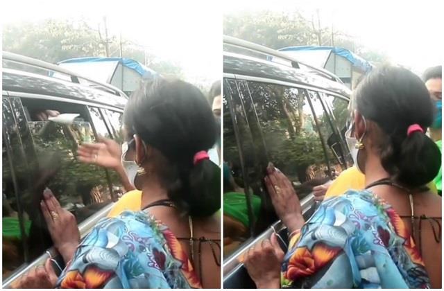किन्नरों ने बीच सड़क पर रोकी आदित्य की गाड़ी, पैसे कम मिलने पर की ऐसी हरकत