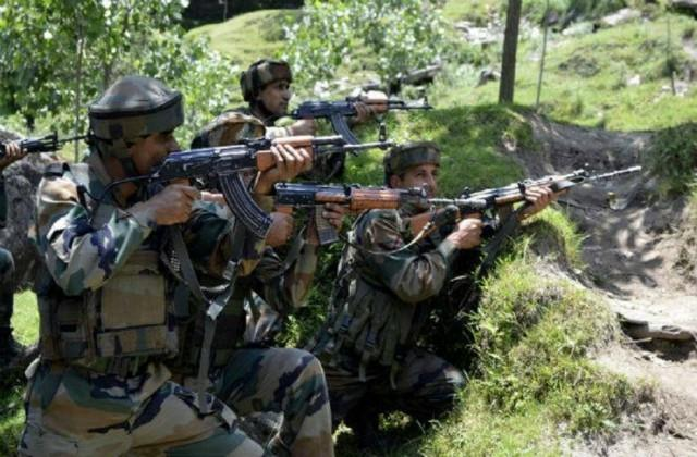 pak alleges indian army rains shells on un vehicle