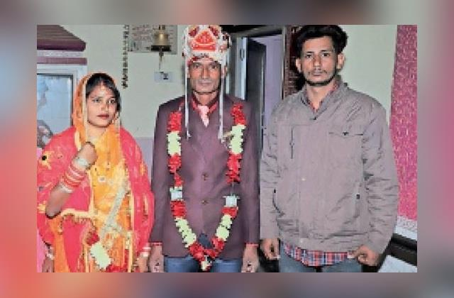groom borrowed millions to marry 10 days later  robbery bride  absconding