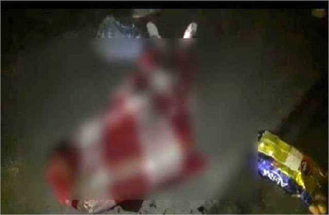 jalandhar accident mother died