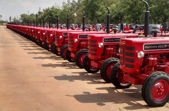 mahindra  mahindra tractors commercial vehicles ford india maruti suzuki