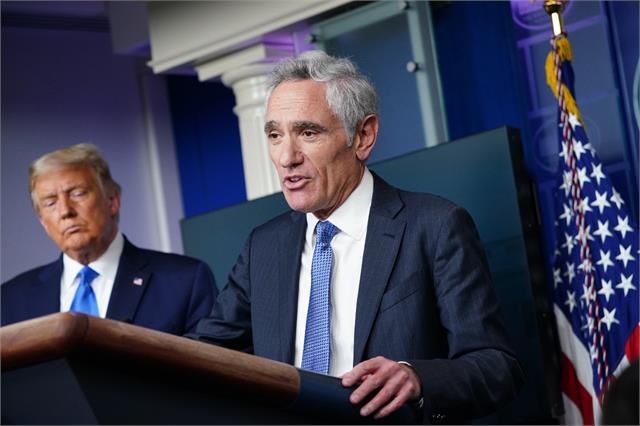 trump s coronavirus adviser scott atlas resigns