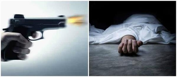 congress leader shot dead feared murdered in ground dispute