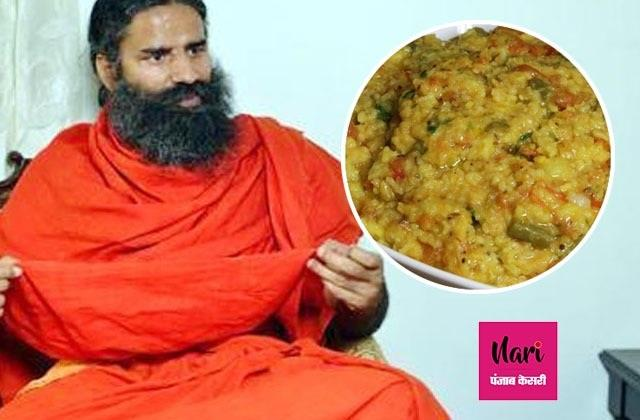 बाबा रामदेव की स्पेशल वेट लॉस खिचड़ी, महीनेभर में ही कम करेगी 10 Kg तक वजन