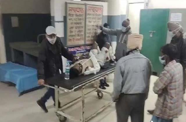 killer attack on the national head of sri ram bhakt sena