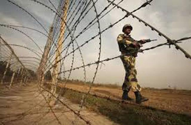 pakistan violates ceasefire along international border in kathua