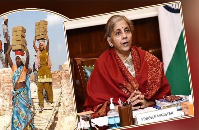 demand from finance minister of bhartiya mazdoor sangh