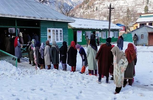38 gujjar community members win ddc polls
