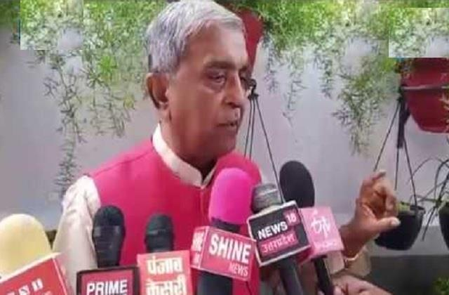 up mlc election mp harnath singh cast vote says bjp will win all seats