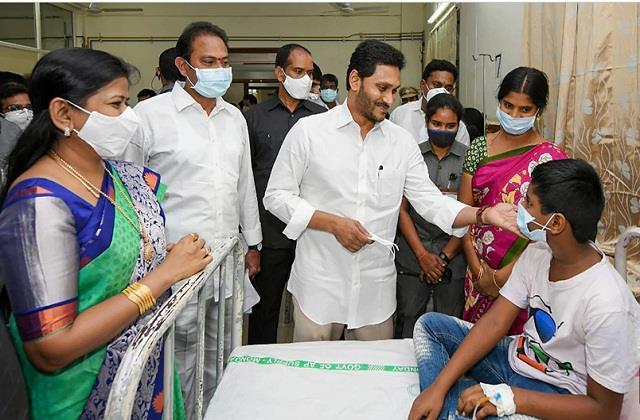 mysterious disease spread in andhra pradesh
