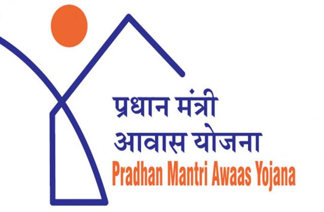only 54 of the houses constructed under pm awas yojana
