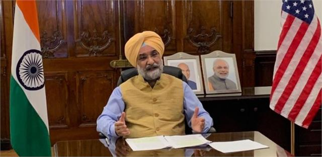 indo us relations will be interpreted on five grounds sandhu