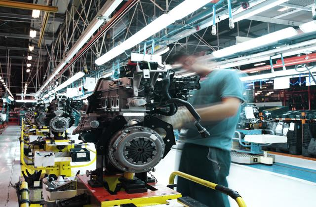 manufacturing activities fall to three month low in november
