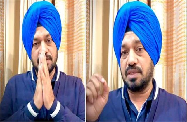 video gurpreet ghuggi s advice to farmers stay away from fake media