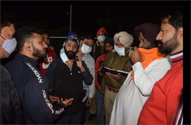 advocate murder in jalandhar