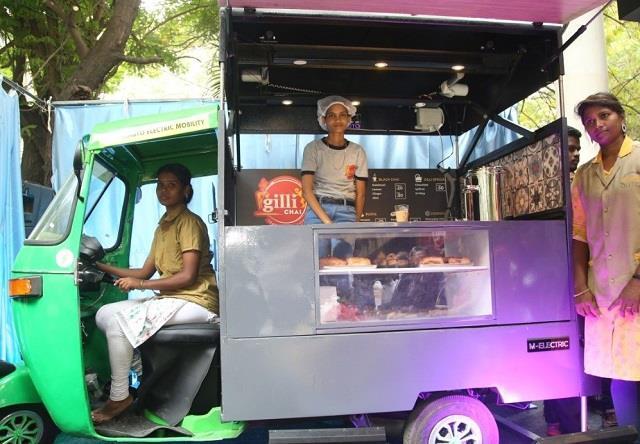 खूबसूरत पहल! चेन्नई में महिलाएं चलाएंगी अनोखा ऑटो ई-रिक्शा, चाय-कॉफी के साथ मिलेगा नाश्ता
