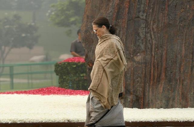 sonia gandhi congress foundation day
