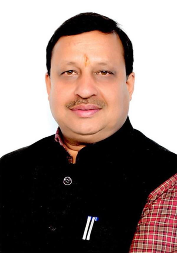 agnihotri becomes leader of opposition due to cm s favor