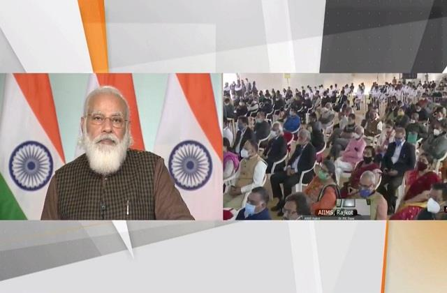 pm modi new mantra against corona in the new year