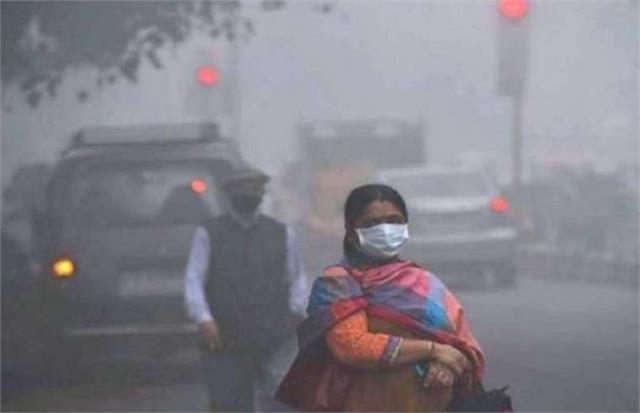 air quality severe in ncr aqi 430 arrives in ghaziabad