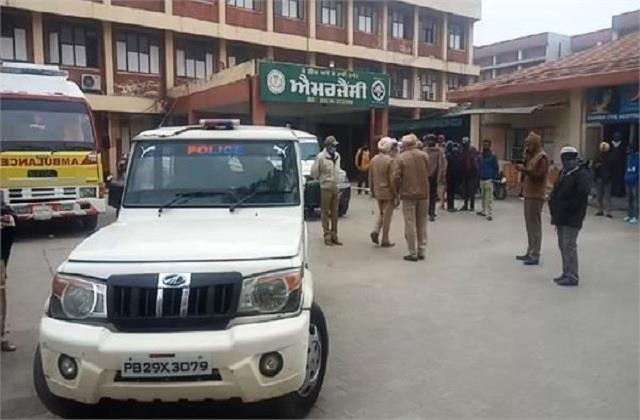 murder case in moga