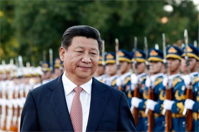 chinese communist party claims full leadership over the country s army