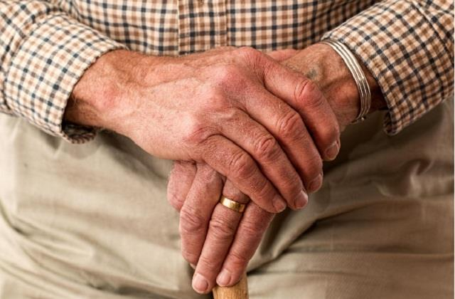 cancer also accepted defeat in front of 81 years old