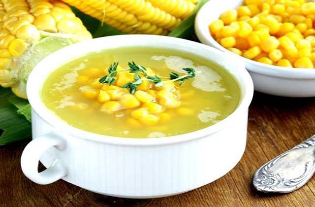 सर्दियों में लें गर्मा-गर्म स्वीट कॉर्न सूप पीने का मजा