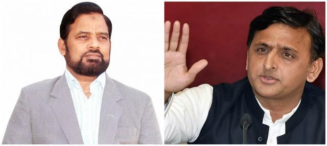 dr ayyub s taunt on akhilesh can arrest farmers in agitation