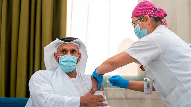 uae islamic body oks vaccines even with pork