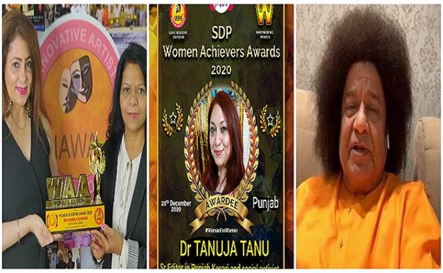 50 strong women of the world honored with sdp award