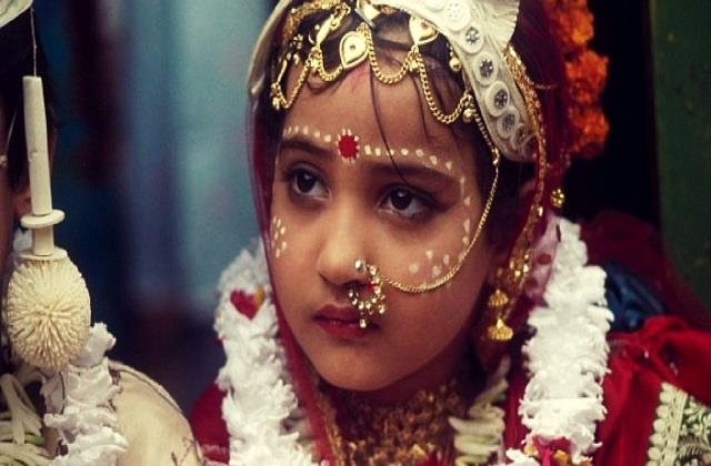 child marriages still occur in these states survey revealed