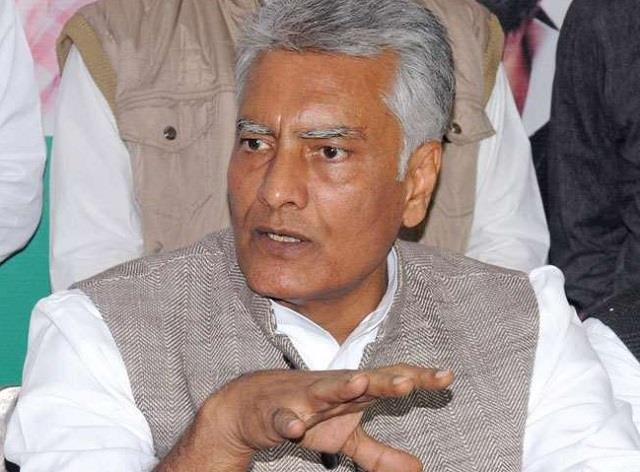 sunil jakhar spoke on bjp