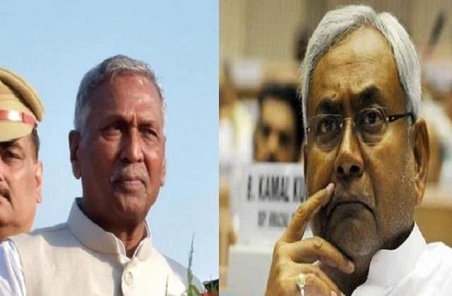 nitish and fagu chauhan express condolences